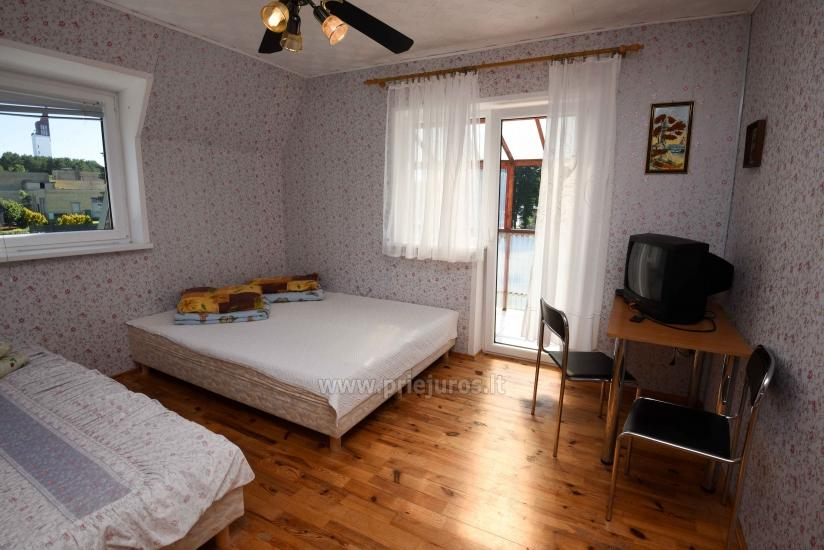 Guest house and new, cosy cottages in center of Sventoji - 12