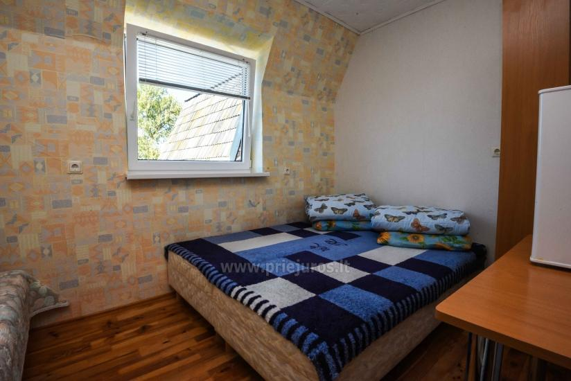 Guest house and new, cosy cottages in center of Sventoji - 23