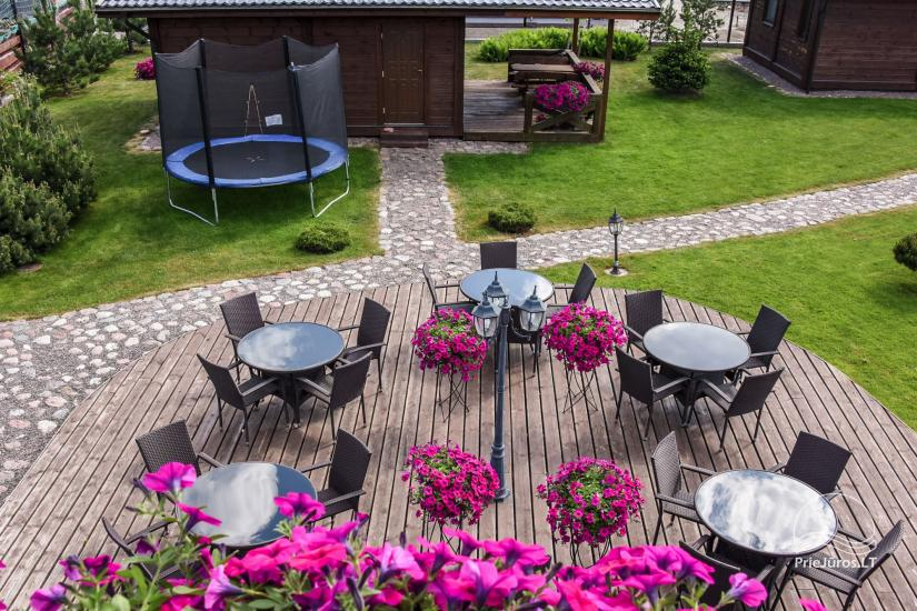 Apartments and holiday cottages in Palanga in a homestead near the sea PAJURIO VINGIS - 6