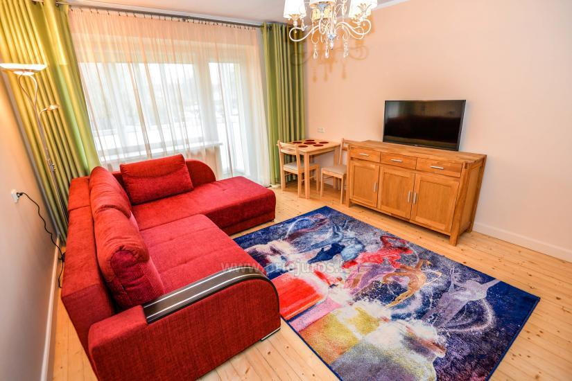 Cosy two rooms apartment in center of Palanga - 1