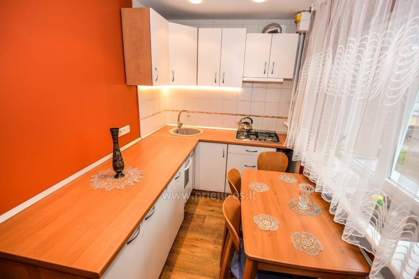 Cosy two rooms apartment in center of Palanga - 10