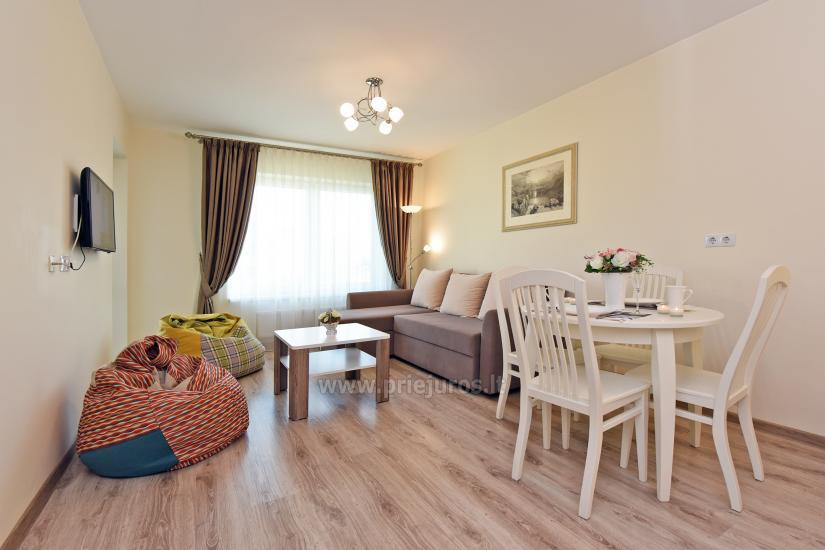 New apartments in complex Smelio kopa - 2