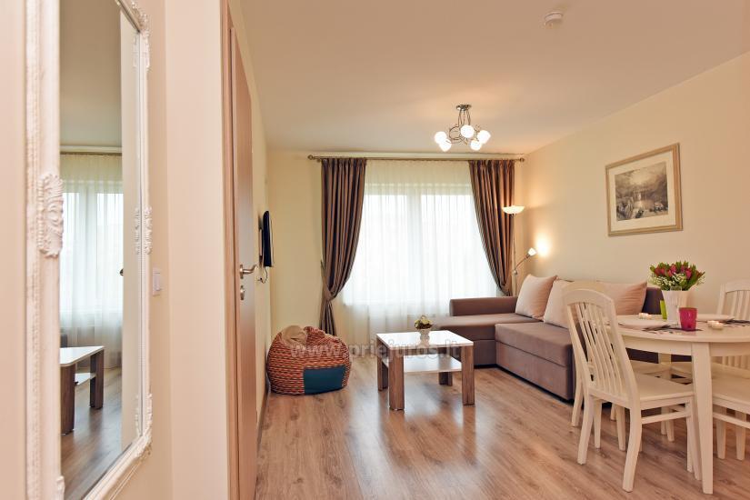 Jauni dzīvokļi kompleksā Smėlio kopa - 3