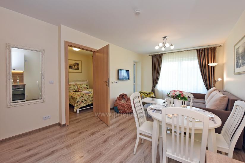 New apartments in complex Smelio kopa - 4