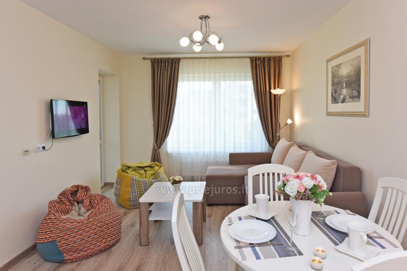 New apartments in complex Smelio kopa - 8