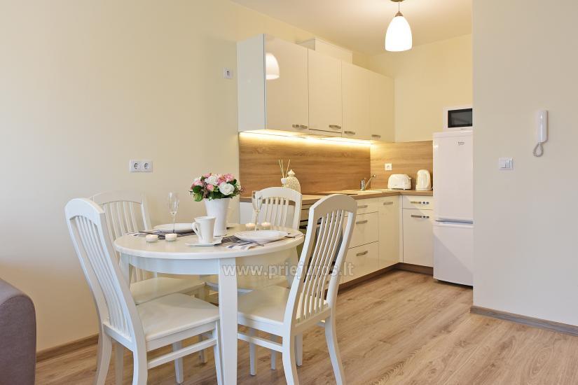 Jauni dzīvokļi kompleksā Smėlio kopa - 10