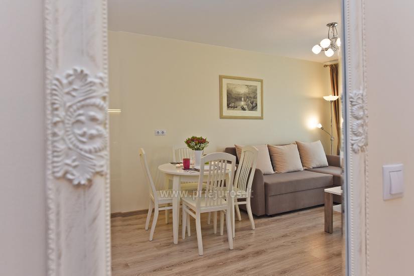 New apartments in complex Smelio kopa - 13