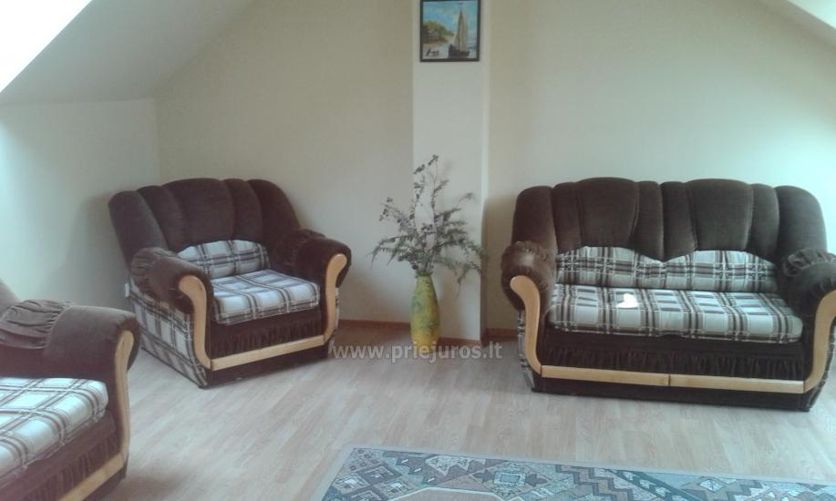 Apartments for rent in Curonian spit, in Lithuania - 2