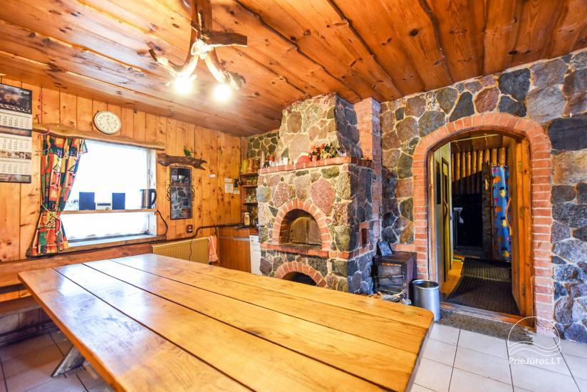 Homestead, sauna and banquet hall for rent, 10 km from Klaipeda, near minizoo - 23