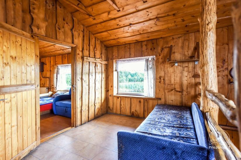 Homestead, sauna and banquet hall for rent, 10 km from Klaipeda, near minizoo - 26