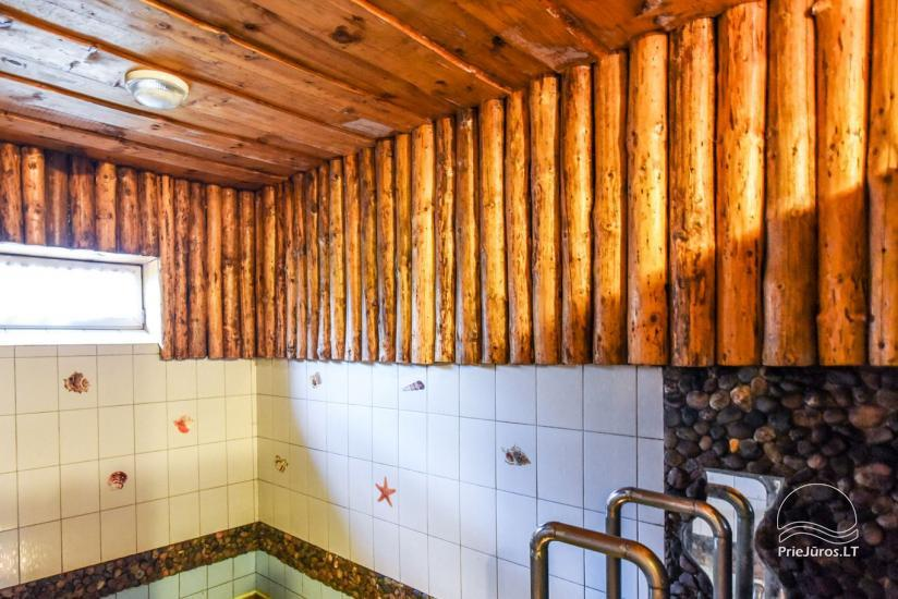Homestead, sauna and banquet hall for rent, 10 km from Klaipeda, near minizoo - 28