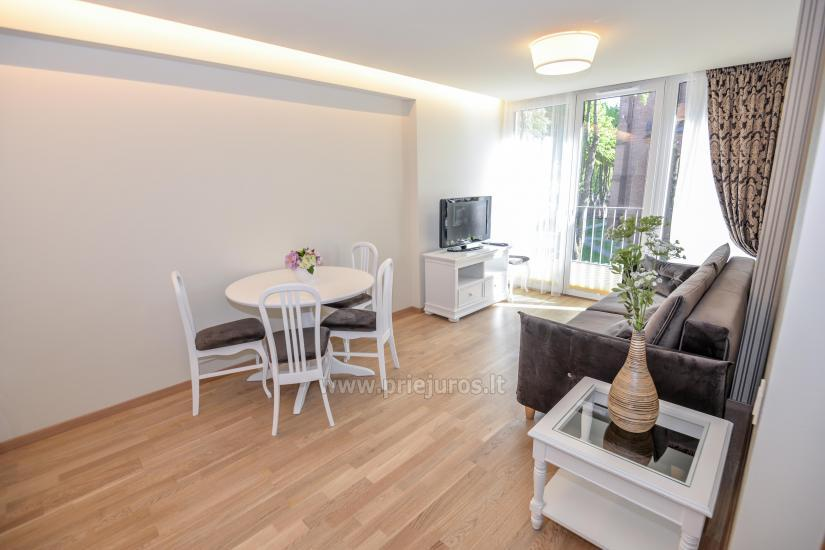 Apartments IN24 in the heart of Palanga town - 1