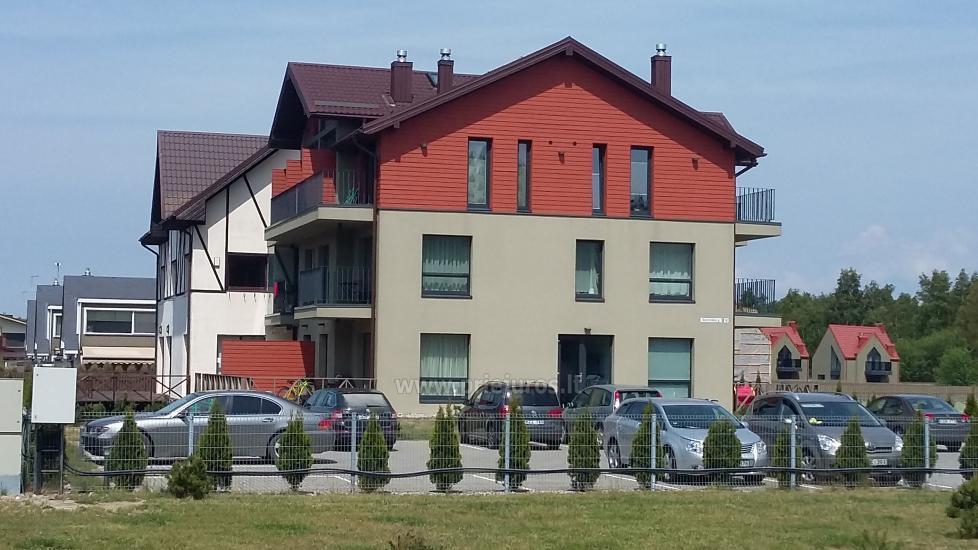 Jaukus butas su terasa Kunigiškėse. Iki jūros 300 metrų! - 1