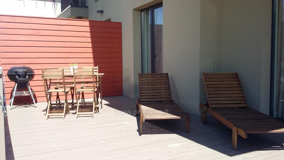 Jaukus butas su terasa Kunigiškėse. Iki jūros 300 metrų! - 3