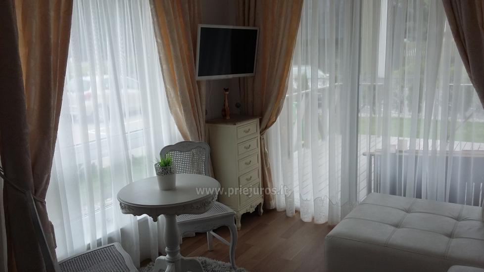 Jaukus butas su terasa Kunigiškėse. Iki jūros 300 metrų! - 4