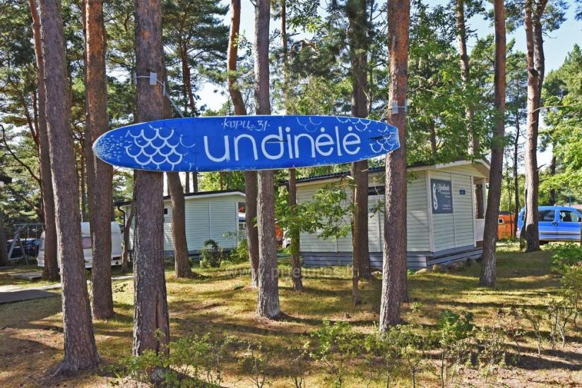 Holiday huts Undinele in Sventoji 150 m to the sea - 12