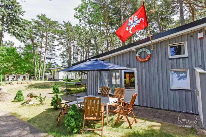 Holiday huts Undinele in Sventoji 150 m to the sea - 23