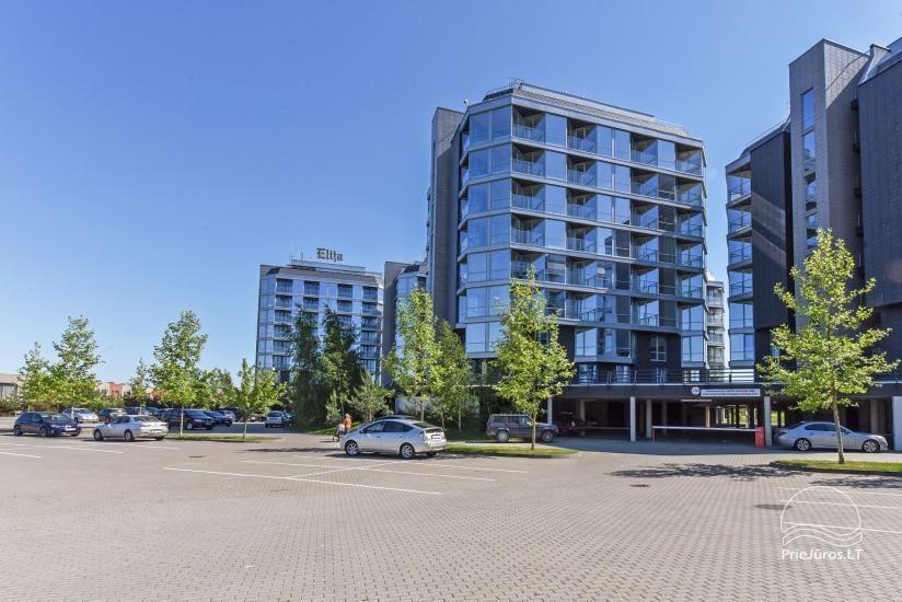 Wohnung zur Miete in Sventoji, im Komplex Elija - 1