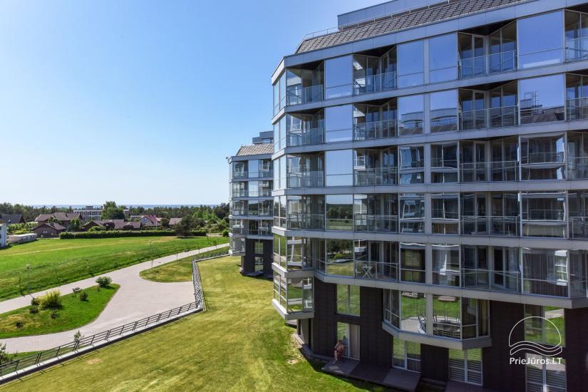 Apartment for rent in Sventoji, in complex Elija - 48