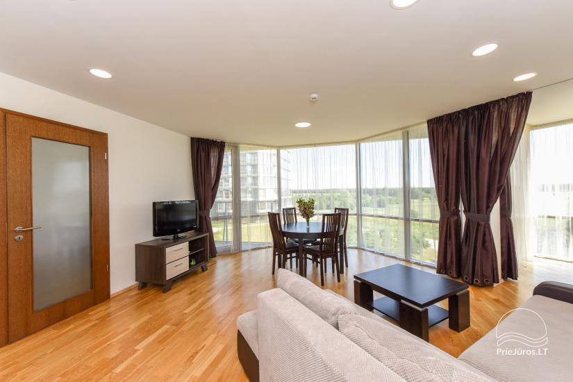 Apartment for rent in Sventoji, in complex Elija - 36