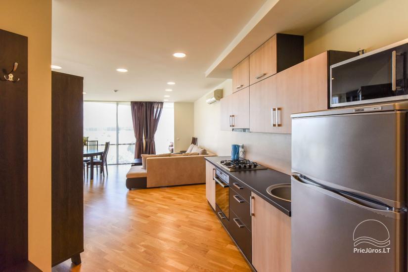 Apartment for rent in Sventoji, in complex Elija - 30