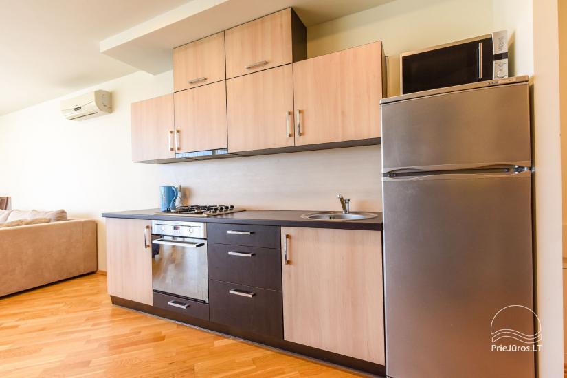 Apartment for rent in Sventoji, in complex Elija - 31