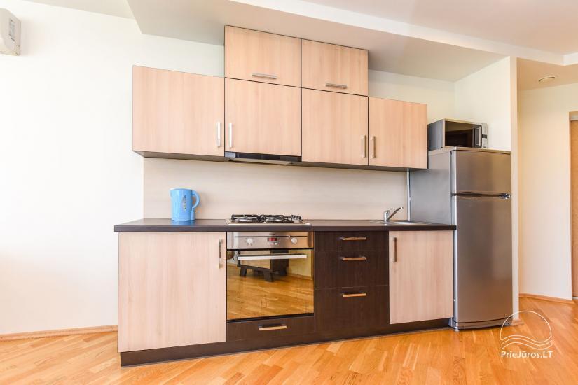 Apartment for rent in Sventoji, in complex Elija - 35