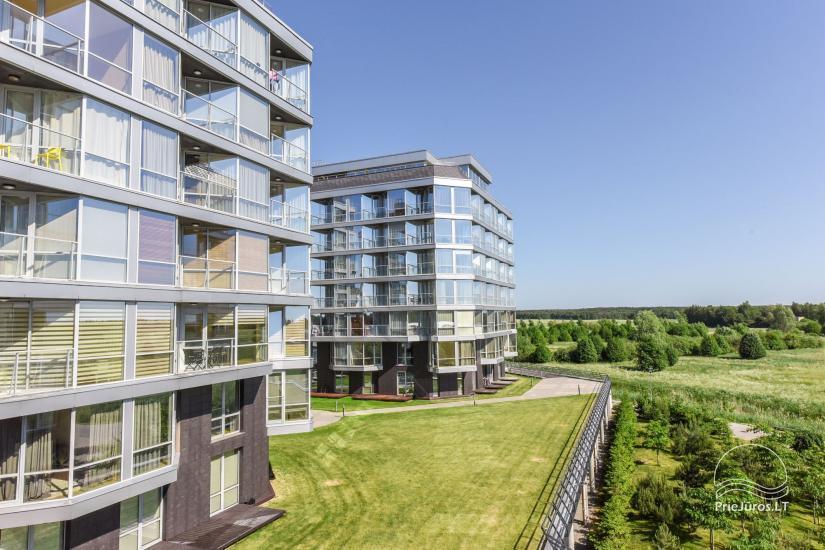 Apartment for rent in Sventoji, in complex Elija - 49