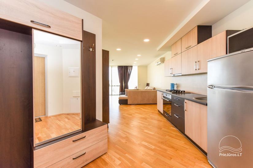 Apartment for rent in Sventoji, in complex Elija - 28