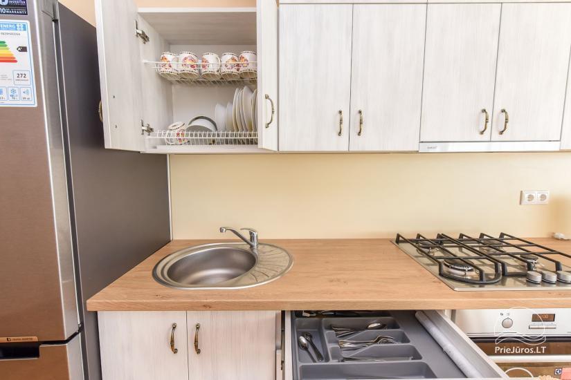 Apartment for rent in Sventoji, in complex Elija - 18