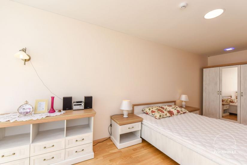 Apartment for rent in Sventoji, in complex Elija - 21