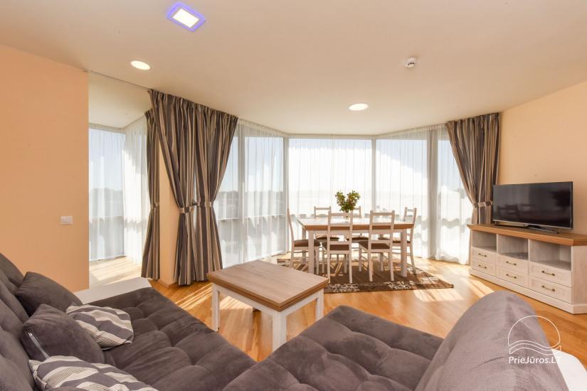Apartment for rent in Sventoji, in complex Elija - 13