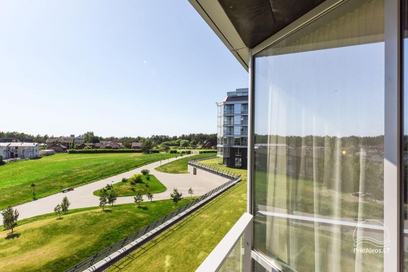 Apartment for rent in Sventoji, in complex Elija - 27