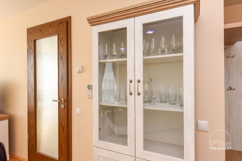 Apartment for rent in Sventoji, in complex Elija - 16