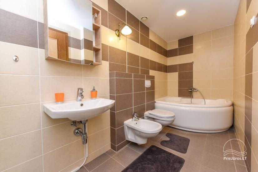 Apartment for rent in Sventoji, in complex Elija - 25