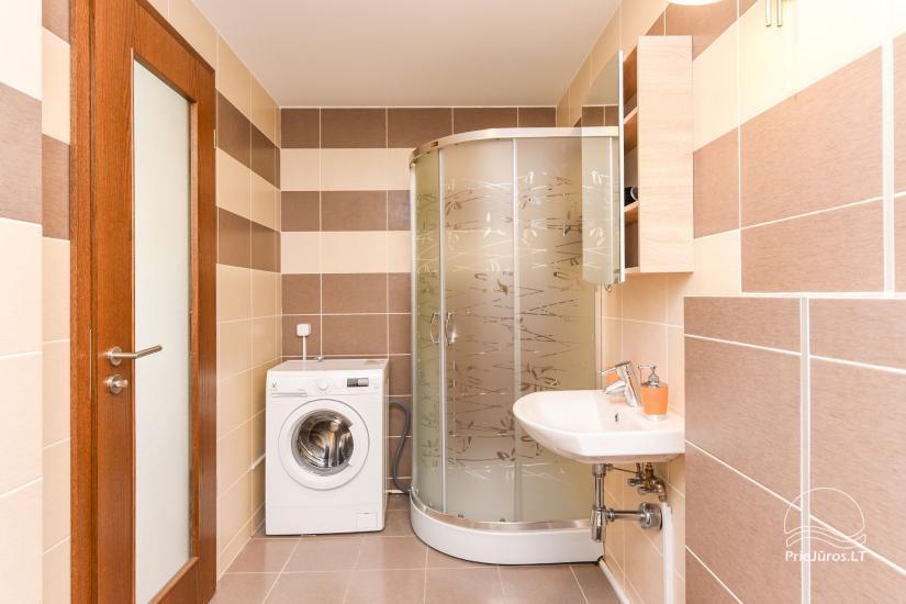 Apartment for rent in Sventoji, in complex Elija - 24