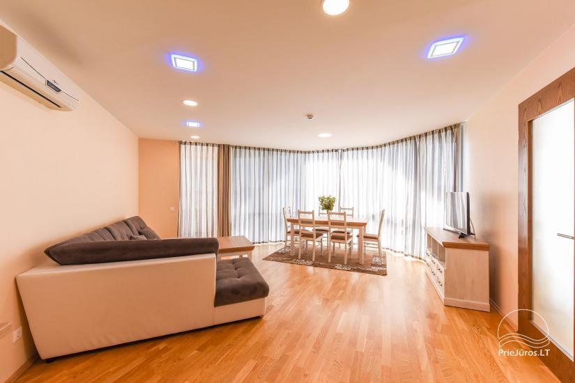 Apartment for rent in Sventoji, in complex Elija - 14