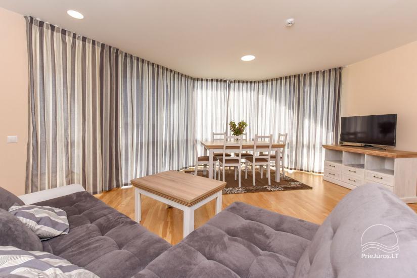 Apartment for rent in Sventoji, in complex Elija - 17