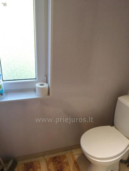 Apartments for rent in Smiltyne, in Curonian Spit - 11