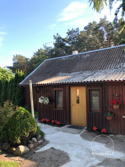 Apartments for rent in Smiltyne, in Curonian Spit - 1