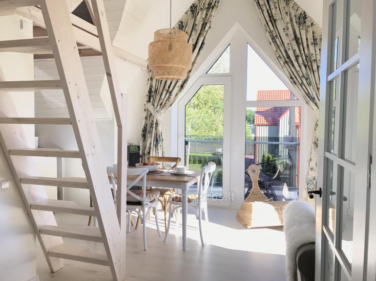 Zalia kopa apartment in Kunigiskes. Just 300 meters to the sea! - 1