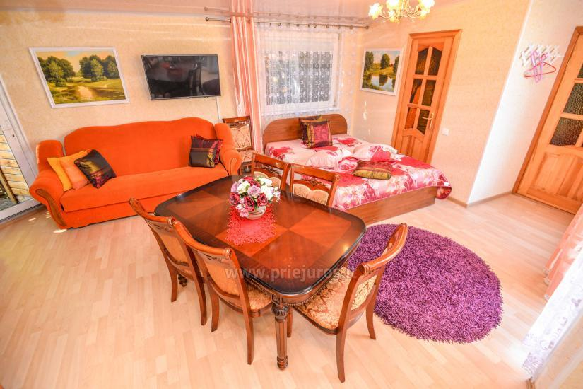Apartments and rooms for rent in Palanga - 4