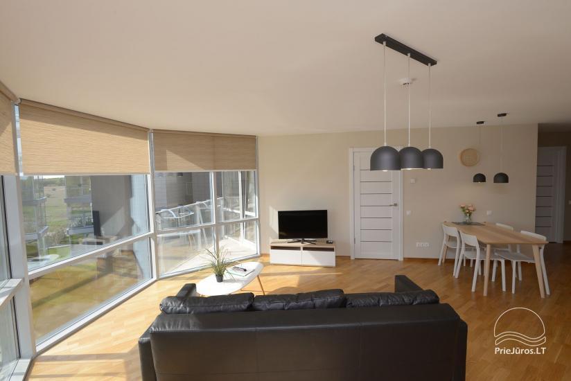 Wohnung in Sventoji, im Komplex Elijah - 4