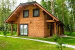 Wooden villas for rent in Palanga - Atostogu parkas
