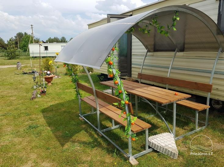 Mobile house for up to 6 persons for rent. All amenities, TV - 3