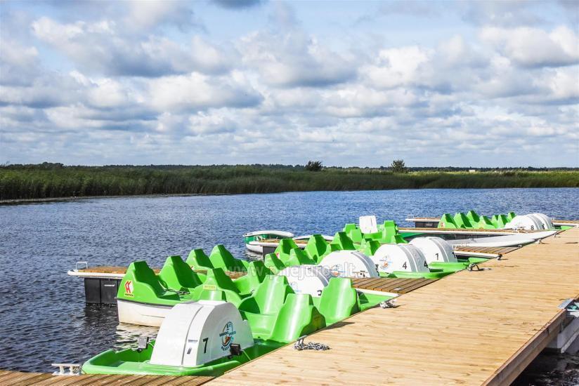 Camping Dreverna **** in Klaipeda Bezirk / SPA / Schwimmbad / Sport - 28