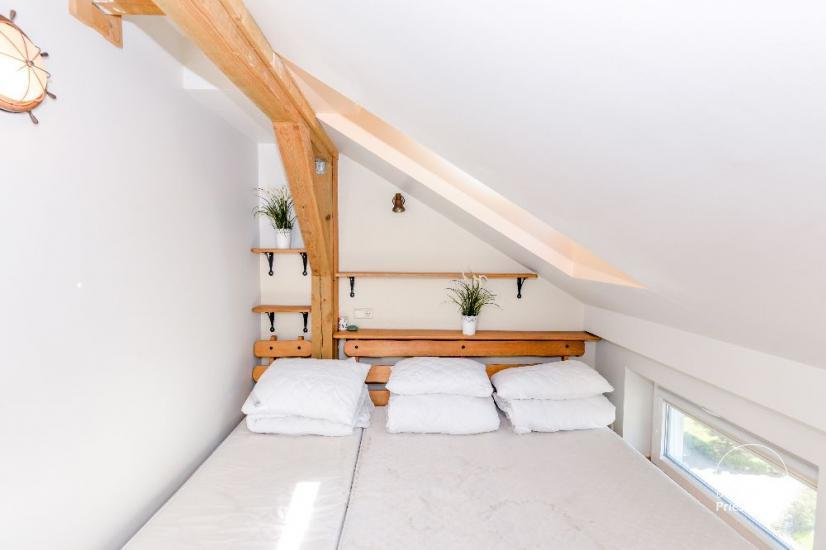 Gut möblierte Wohnung für 4-8 Personen geeignet - 18