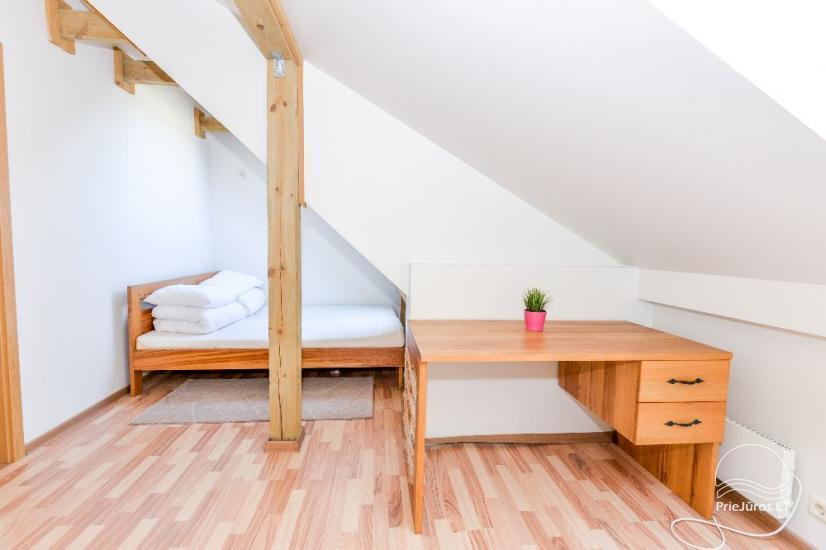 Gut möblierte Wohnung für 4-8 Personen geeignet - 21