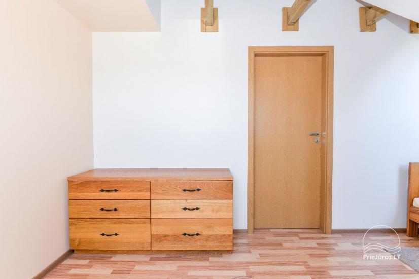 Gut möblierte Wohnung für 4-8 Personen geeignet - 22