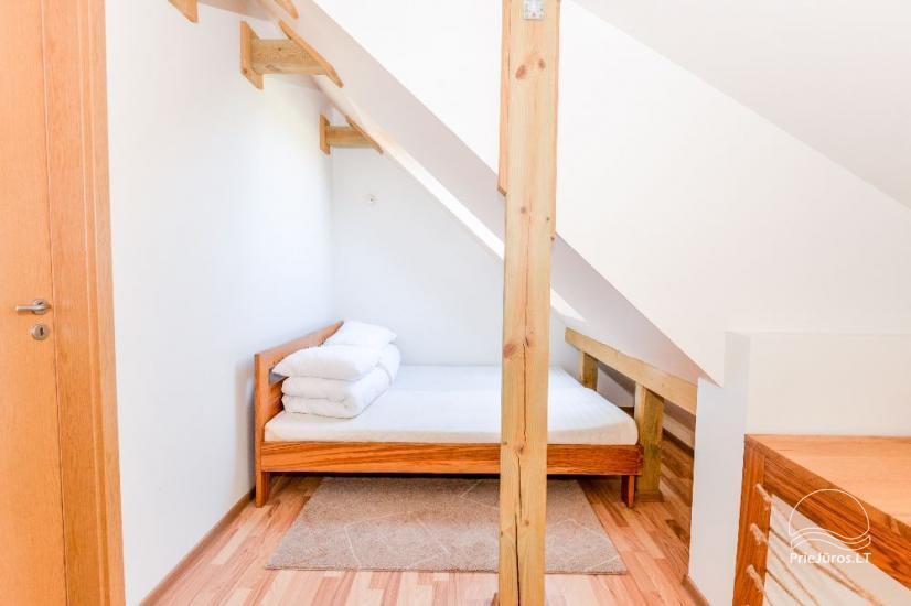 Gut möblierte Wohnung für 4-8 Personen geeignet - 23